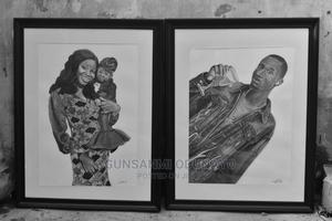 Pencils Artworks Fixed Framework | Arts & Crafts for sale in Lagos State, Yaba