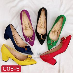 Original Block Heel Cover Shoes | Shoes for sale in Lagos State, Lagos Island (Eko)