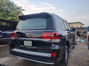 Toyota Land Cruiser 2020 5.7 V8 VXR Black | Cars for sale in Lagos State, Ikeja