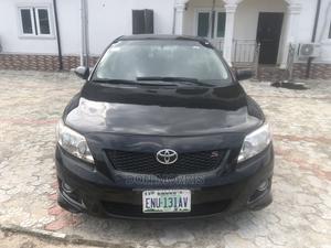 Toyota Corolla 2012 Black   Cars for sale in Delta State, Warri