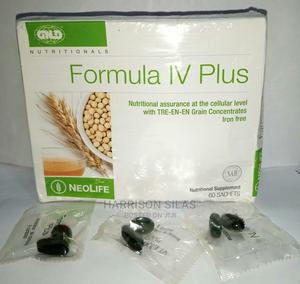 Neolife(Gnld) Formula IV PLUS   Vitamins & Supplements for sale in Akwa Ibom State, Eket