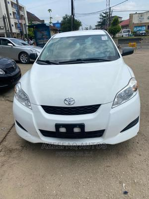 Toyota Matrix 2013 White   Cars for sale in Lagos State, Surulere