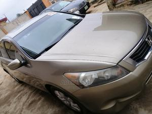 Honda Accord 2008 2.4 EX-L Automatic Gold | Cars for sale in Lagos State, Ipaja