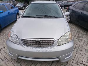Toyota Corolla 2007 Silver | Cars for sale in Lagos State, Ajah