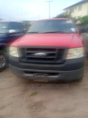 Ford F-150 2007 Super Cab 4x4 Red | Cars for sale in Lagos State, Alimosho