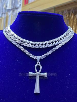 Cuban Necklace   Jewelry for sale in Oyo State, Ibadan