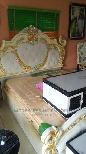 Unique Set of Royal Bed Set, With Wardrobe Dresser Mirror   Furniture for sale in Abuja (FCT) State, Central Business District
