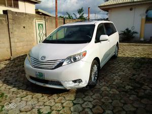 Toyota Sienna 2014 White   Cars for sale in Lagos State, Ipaja