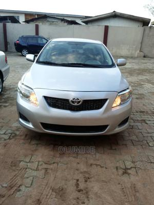 Toyota Corolla 2009 Silver   Cars for sale in Lagos State, Ifako-Ijaiye