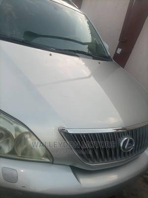 Lexus RX 2007 350 4x4 Silver | Cars for sale in Lagos State, Ikeja