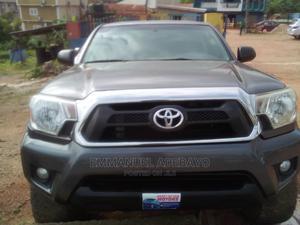 Toyota Tacoma 2013 Gray | Cars for sale in Osun State, Olorunda-Osun