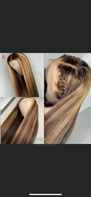Highlight Wigs/Hairs | Hair Beauty for sale in Lagos State, Ikotun/Igando
