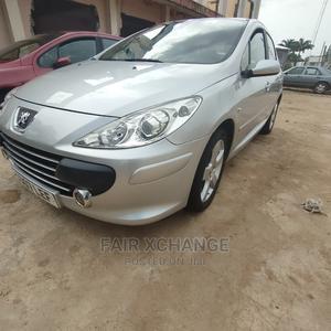 Peugeot 307 2007 Silver   Cars for sale in Kaduna State, Kaduna / Kaduna State