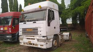 Good IVECO Trailer Head With 6tyres | Trucks & Trailers for sale in Kaduna State, Kaduna / Kaduna State