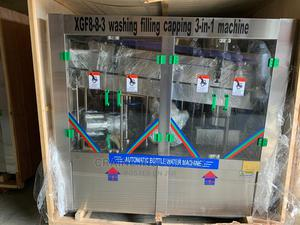 Bottle Bottle Water Machine   Manufacturing Equipment for sale in Lagos State, Ojo
