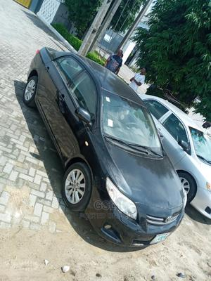 Toyota Corolla 2008 Black | Cars for sale in Lagos State, Ajah