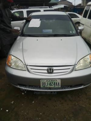 Honda Civic 2004 Silver   Cars for sale in Rivers State, Port-Harcourt