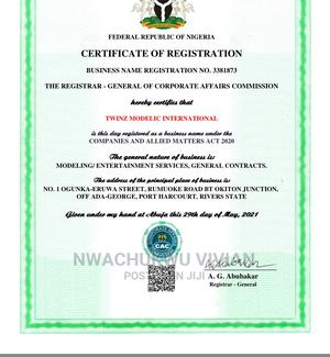 Business Registration   Legal Services for sale in Rivers State, Port-Harcourt