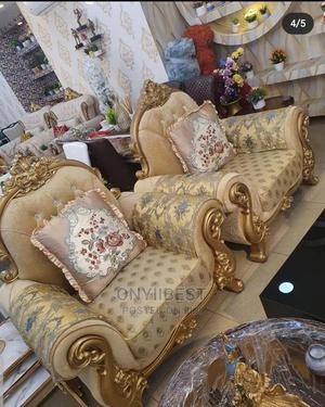 Good Quality Royal Sofa Sets by 6   Furniture for sale in Abuja (FCT) State, Asokoro