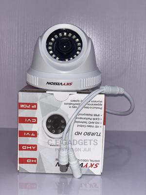 CCTV Indoor/Dome Camera With Night Vision | Security & Surveillance for sale in Lagos State, Ojo