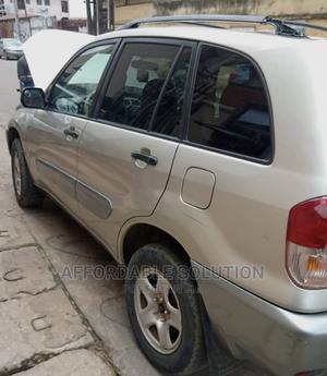 Toyota RAV4 2003 Automatic Silver | Cars for sale in Lagos State, Abule Egba