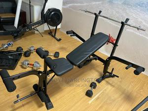 Weightlifting Bench   Sports Equipment for sale in Lagos State, Lekki