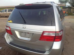 Honda Odyssey 2006 EX Gray | Cars for sale in Lagos State, Ogudu