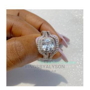 Wedding Ring Sets,Silver Bridal Set,Under10k Rings   Wedding Wear & Accessories for sale in Lagos State, Shomolu