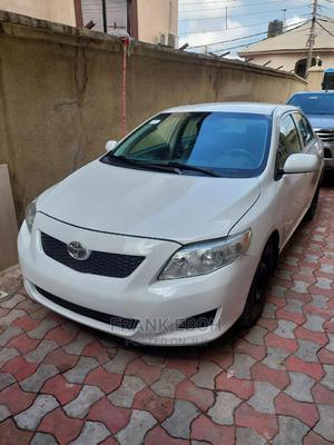 Toyota Corolla 2010 White | Cars for sale in Lagos State, Yaba