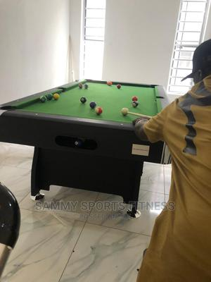 Snooker With Accessories | Sports Equipment for sale in Lagos State, Surulere