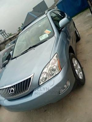 Lexus RX 2008 Blue | Cars for sale in Rivers State, Port-Harcourt