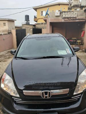 Honda CR-V 2007 EX Automatic Black   Cars for sale in Lagos State, Ikeja