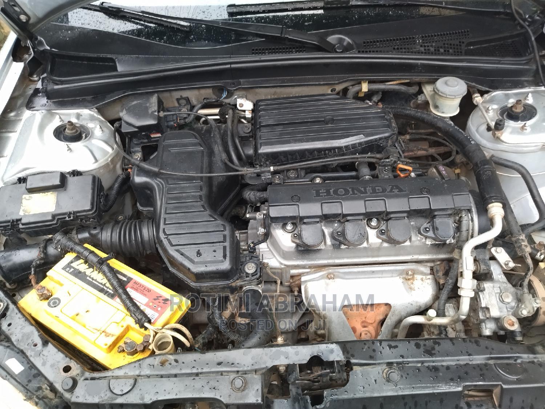 Archive: Honda Civic 2004 1.6 Coupe Automatic Silver