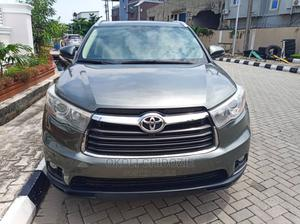 Toyota Highlander 2017 Green | Cars for sale in Lagos State, Amuwo-Odofin