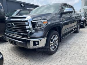 New Toyota Tundra 2020 Gray   Cars for sale in Lagos State, Victoria Island