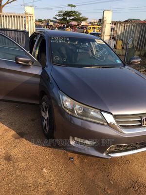 Honda Accord 2014 Gray | Cars for sale in Lagos State, Alimosho