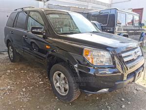 Honda Pilot 2006 EX 4x4 (3.5L 6cyl 5A) Black | Cars for sale in Lagos State, Amuwo-Odofin