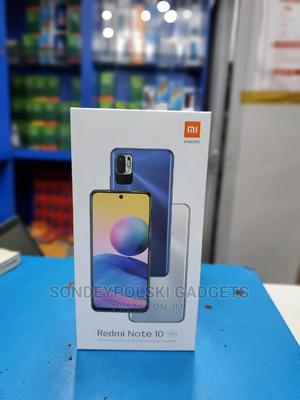 New Xiaomi Redmi Note 10 128 GB Blue   Mobile Phones for sale in Lagos State, Ikeja