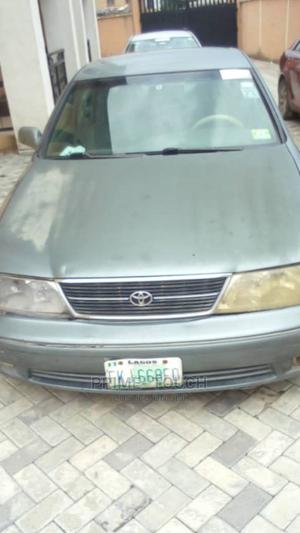 Toyota Avalon 2002 XL W/Bucket Seats Gray | Cars for sale in Lagos State, Surulere