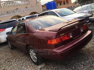 Toyota Camry 2000 Red | Cars for sale in Lagos State, Ikorodu