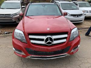 Mercedes-Benz GLK-Class 2011 350 4MATIC Red | Cars for sale in Oyo State, Ibadan