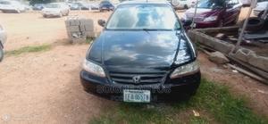 Honda Accord 2000 Wagon Black | Cars for sale in Abuja (FCT) State, Kubwa