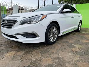 Hyundai Sonata 2016 White | Cars for sale in Lagos State, Ikeja