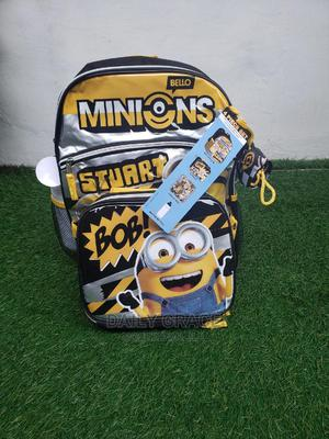 Minions 4 in 1 School Bag/Backpack   Bags for sale in Lagos State, Ikeja