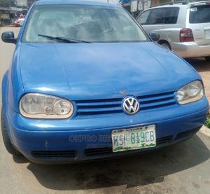 Volkswagen Golf 2002 1.8 T GTI Blue   Cars for sale in Oyo State, Ibadan