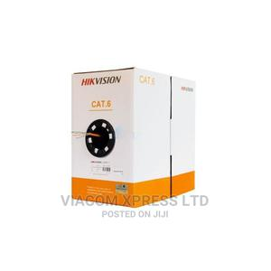 Hikvision Cable Cat 6 Copper   Networking Products for sale in Lagos State, Ikeja