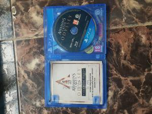 Assassin Creed Odyssey Ps4 Used   Video Games for sale in Lagos State, Oshodi