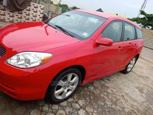 Toyota Matrix 2003 Red | Cars for sale in Lagos State, Ajah