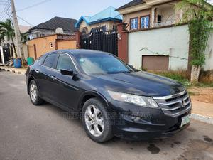 Honda Accord CrossTour 2010 EX-L AWD Black   Cars for sale in Lagos State, Magodo