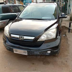 Honda CR-V 2007 2.2i CTDi LS Black | Cars for sale in Lagos State, Ikotun/Igando